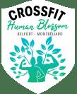 Human Blossom CrossFit Logo